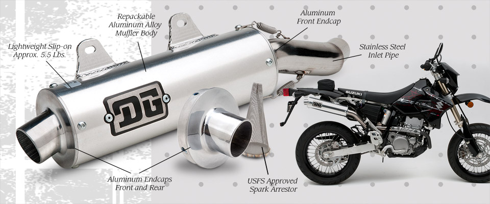 O-Series DG Performance Exhaust