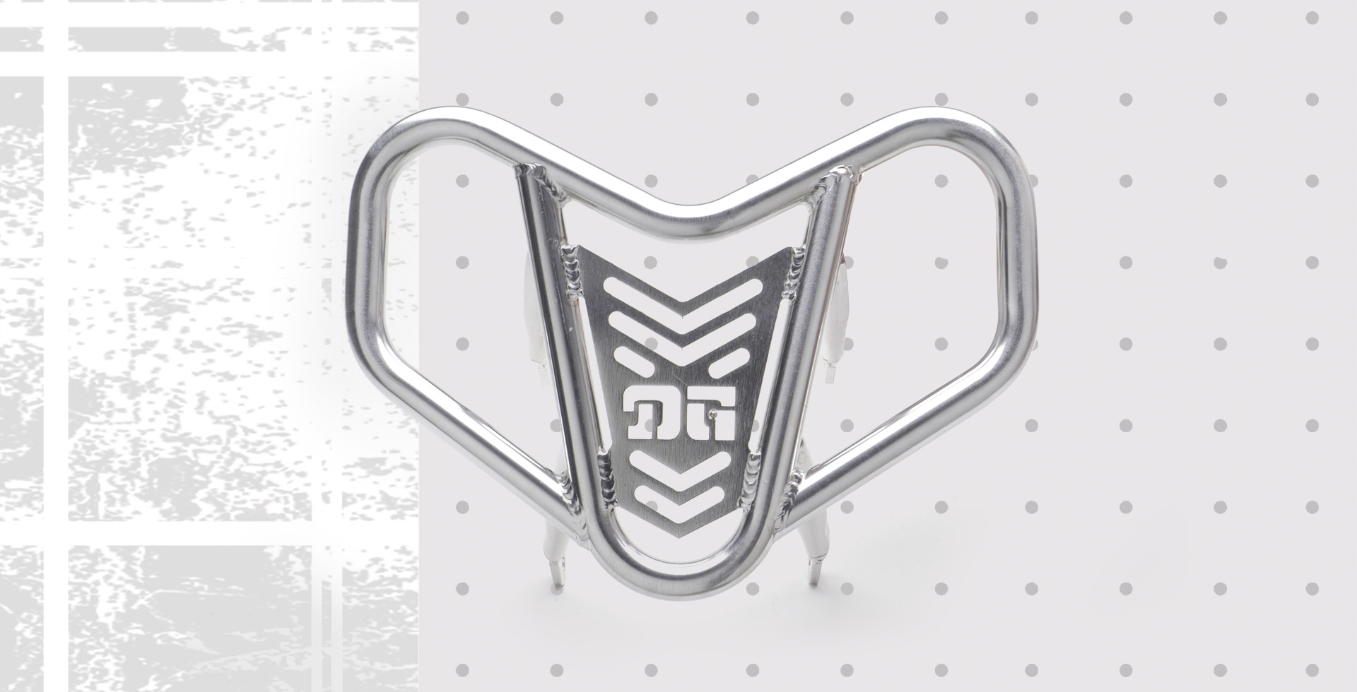 DG Performance V-Lite Front Bumper 553-8250